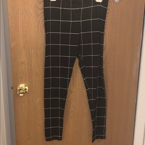 Old navy fitted leggings